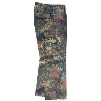 Оригинален панталон от немската армия , ''  5-COLOURS FLECKTARN CAMO'' , размери от 58 до 66
