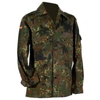 Риза , тактическа , камуфлаж ''  FLECKTARN ''