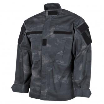 Риза-яке    камуфлажна   рип-стоп    100 процента  памук  HDT camo grey