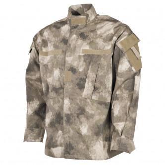 Риза-яке   камуфлажна    рип-стоп   100 процентапамук   HDT camo
