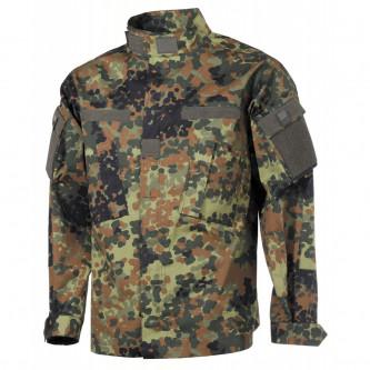 Риза-яке    камуфлажна    рип-стоп   100 процента памук    BW camo
