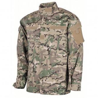 Риза-яке   камуфлажна   рип-стоп  100процента памук  operation camo