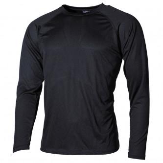 Термо блуза , трета генерация  , цвят черен.
