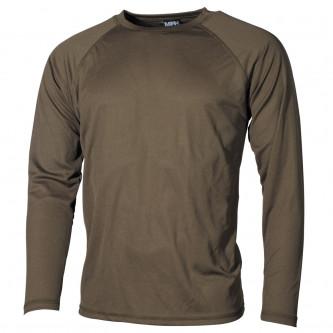 Термо блуза , трета генерация , цвят ''ОЛИВ''