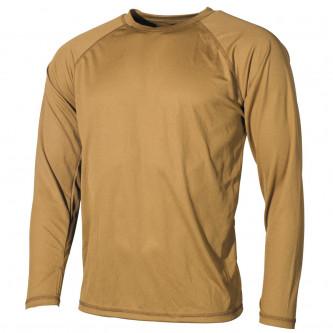Термо блуза , трета генерация  , цвят '' coyote tan''