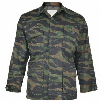 Риза тактическа , '' US Army Style BDU  Military Tiger Stripe Camo ''