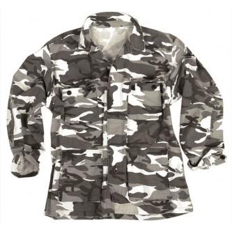 Риза тактическа '' US Urban BDU STYLE R/S CO.PRE.''  MIL TEC