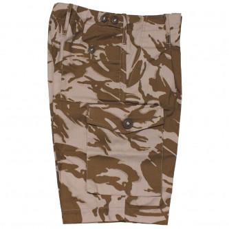 """Бермуди , камуфлажни , от армията на Великобритания , модел  """"Combat"""", DPM desert ."""