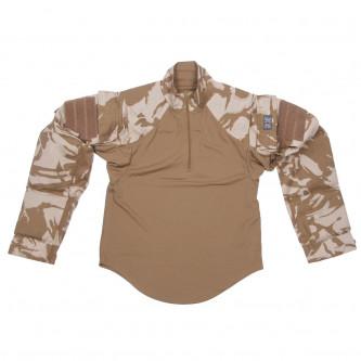 тактическа блуза от армията на великобритания , дпм камо , еластан.