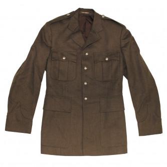 Военно яке от армията на Великобритания цвят кафяв