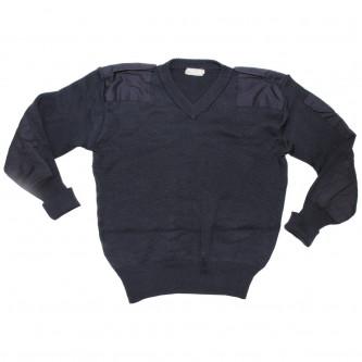 Пуловер от армията на Великобритания  , стари складови наличности .