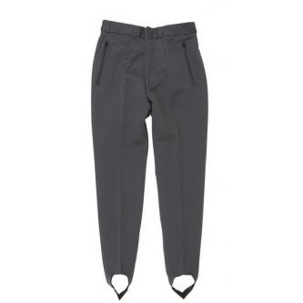 Панталон планински от Бундесвера цвят сив