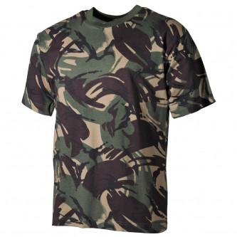 Тениска камуфлажна'' US classic-style, DPM camo'', 170 g/m²