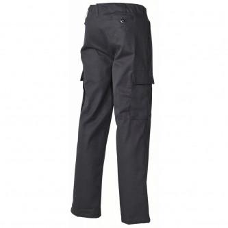 Панталон от немската армия , '' BW Moleskin '' , черен