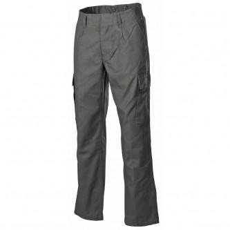 BW Moleskin Панталони,  OD green  , големи размери