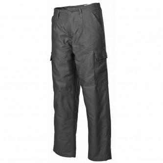 Панталон зимен , BW Moleskin Pants, OD green'' , с термоподплата , големи размери