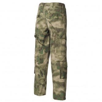 Панталон  тактически   ,с джобове за протектори , US ACU Field Pants, Rip Stop, HDT camo grey