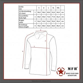 MARSOC Combat Shirt - BW camo