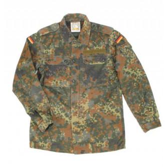 Риза ''  5-COLOURS FLECKTARN CAMO'' модел от Бундесвера , оригинал