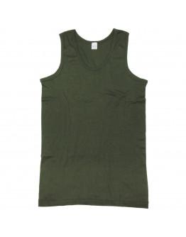 Потник от армията на бивша Чехословакия , 160g/m² , 100% памук,  цвят зелен