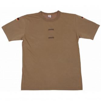 Тениска от немската армия , цвят ''  tropical, brown ''