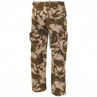 Панталон  камуфлажен ветроустойчив ,'' GB Field Pants, DPM desert, windproof,''