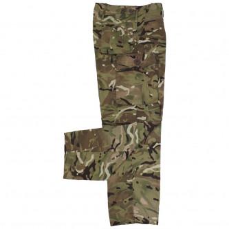 """Камуфлажен тактически панталон от армията на Великобритания ,  MTP camo, """"Combat"""", TROPEN"""
