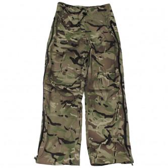 "Панталон за дъжд , дишащ , ветроустойчив , ""Lightweight"", MTP camo , Великобритания"