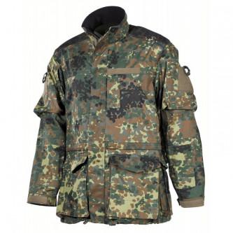 Шуба от немската армия , '' Combat , BW camo, Rip Stop, long''.