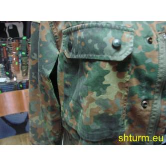 Риза от немската армия'' флектарн камо'' , стари складови наличности.