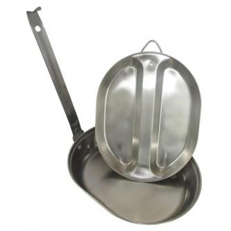 Полеви комплект за приготвяне на храна   неръждаема стомана