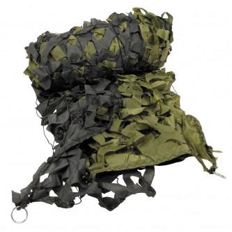 Камуфлажна мрежа   2х3 м   и 3х6 м  цвят олив