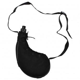 Манерка за вода   модел '' бота '' пвц   цвят черен