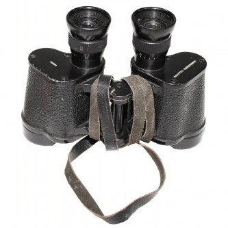 Бинокъл 6х30 , черен , втора употреба .