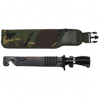 GB Bayonet  SA80  черен  DPM калъф