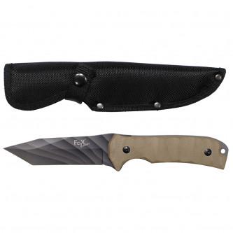 Нож   модел койот   танто острие
