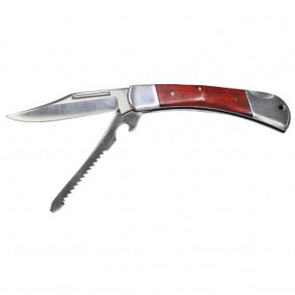 Нож   модел хънтър   двукомпонентен  сгъваем