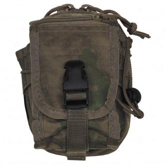 "Чанта , тактическа ,  ""Molle"", small, HDT camo green"