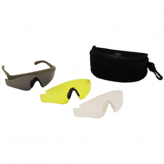 Очила  , тактически '' REVISON, Sawfly Z87'' , ползвани