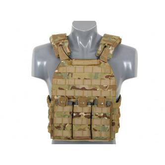 Тактическа жилетка , '' First Defense Plate Carrier - Multicamo ''