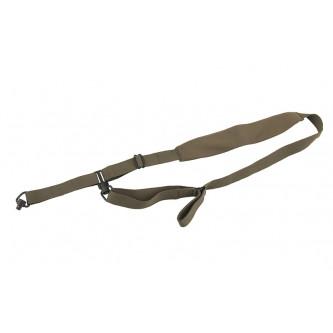 Двуточков ремък за оръжие цвят '' олив''