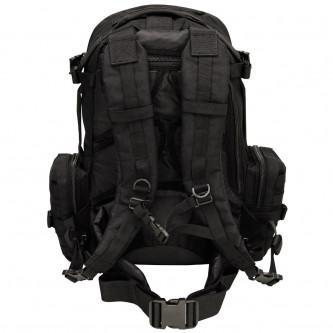 "Раница тактическа , модел , ""Tactical-Modular"" цвят черен"