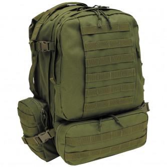 "Раница тактическа , модел , ""Tactical-Modular"" цвят  олив ."