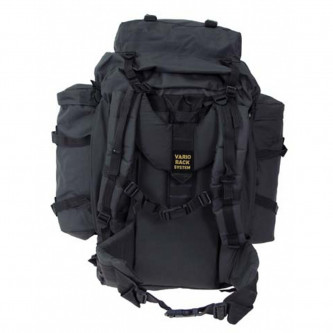 "Раница , туристическа , BW Backpack ""Mountain"", OD green,w/2 side bags ."