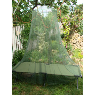 Балдахин за защита от комари