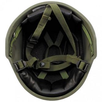 """Британск каска, Combat , """"GS MK6"""",'' OD'' зелен, използвана (САМО ЗА ПРОДАЖБА  в  ЕС)"""
