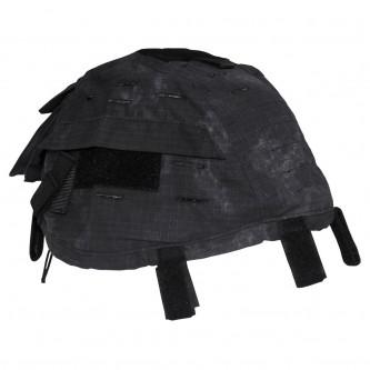 Калъф за тактическа какска , 100% памук рип стоп , ''   HDT camo grey ''