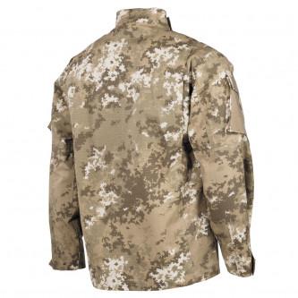 Тактическа риза US Field ACU Rip Stop Vegetato Desert