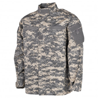 Тактическа риза US Field ACU Rip Stop AT Digital