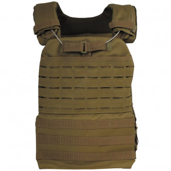 Taктическа жилетка MHF ''First Response Opearator Plate Carrier'' Coyote Tan